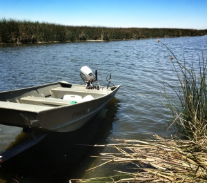 John boat, Artesian Slough